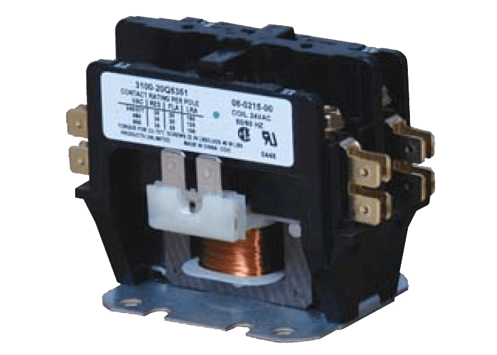 2 Pole Magnetic Contactor image